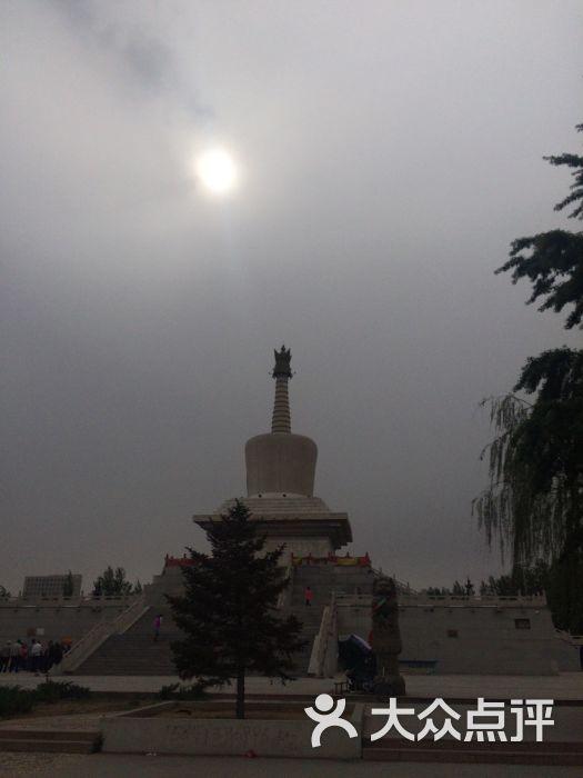 白塔公园-图片-达拉特旗周边游-大众点评网