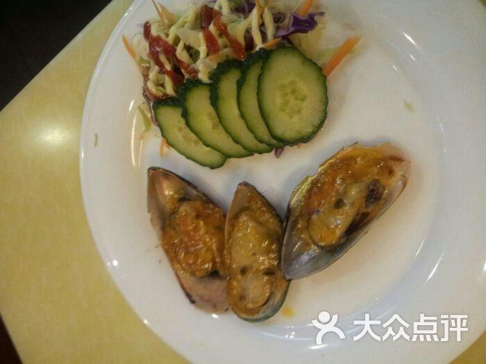 寿司印象(乐宾店)千岛酱焗青蚵图片 - 第1张