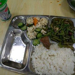 学生三食堂图片