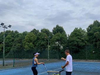 农大网球场
