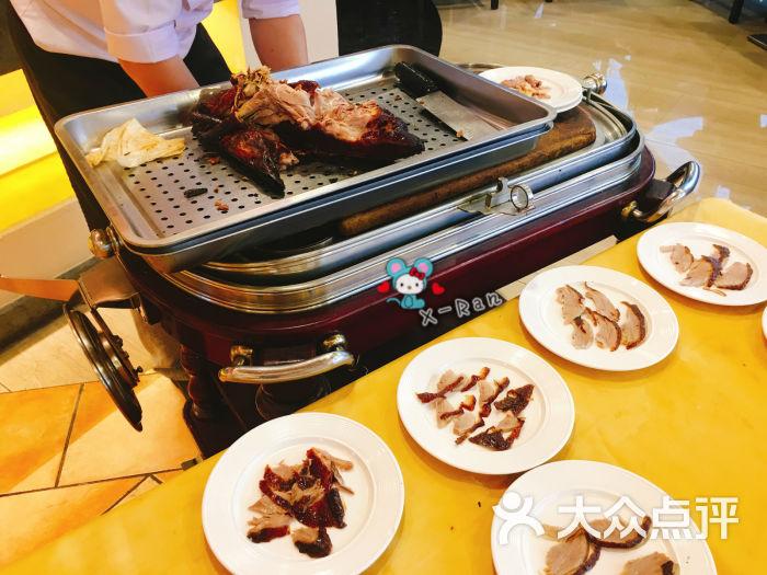 九州国际大酒店街里餐厅自助餐图片 - 第2张