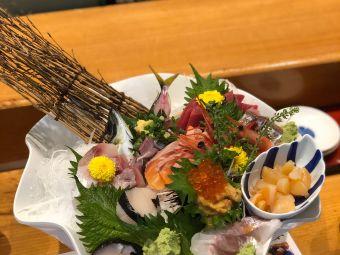 筑地寿司鲜(浅草雷门店)