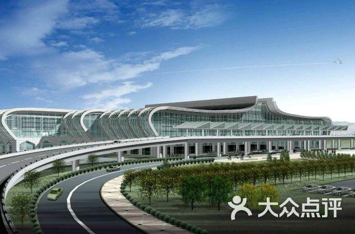 渭城区 交通 飞机场 咸阳国际机场 默认点评