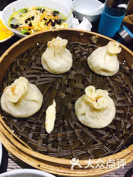 清风茶美食-图片-兴化市餐厅一条街山海关清真美食图片