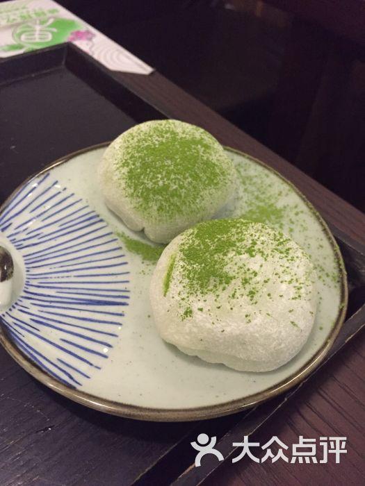 甘庵抹茶美食图片店-主题大福-太原甜品美食街天津去怎么图片