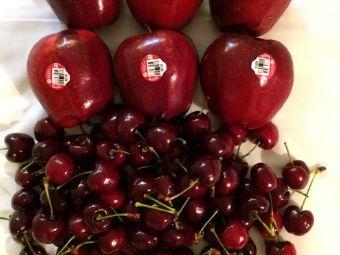 大埔街市的水果檔