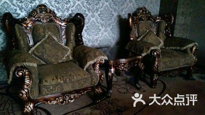 君怡酒店-欧式沙发图片-长春酒店-大众点评网