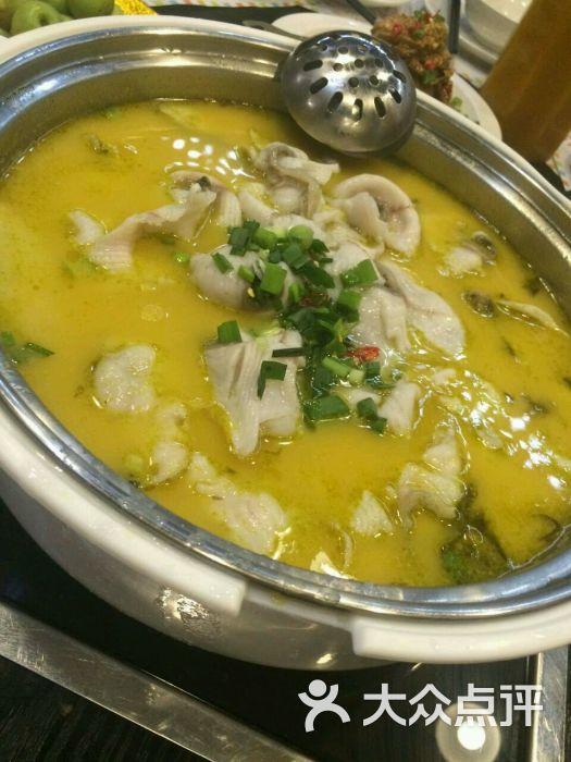 严厨老坛酸菜鱼餐厅美食(巨龙路店)-时尚-延安图片当地连云图片