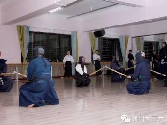 襄阳风林剑道尚德六艺馆(飞环印务店)