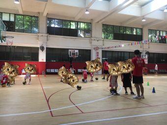我赛尔篮球训练中心(奥林匹克校区)