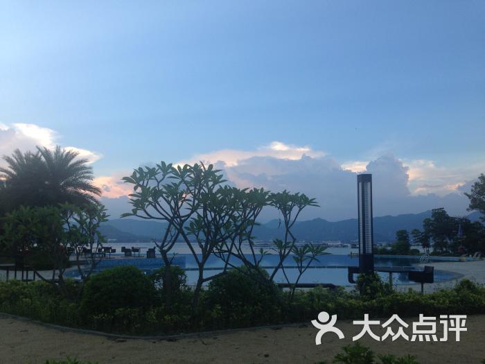 深圳东山珍珠岛酒店的点评