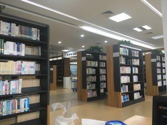 宁波大学园区图书馆