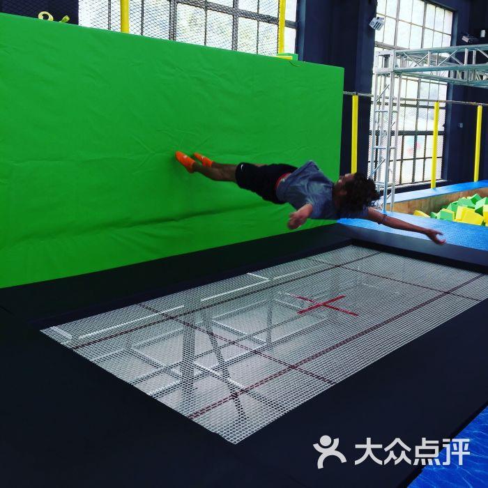 跃客蹦床公园jump land图片 - 第110张图片