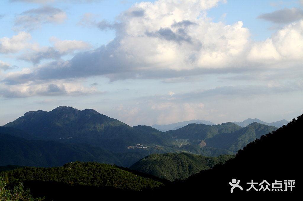 四海山森林公园-永嘉四海山图片-温州周边游-大众点评