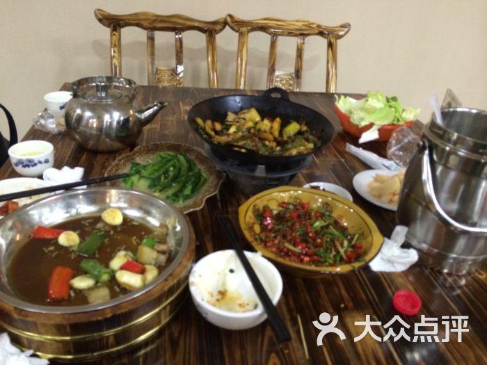 胡句子三下锅(火车站店)-师傅-张家界图片-大众美食吃的美食尽图片