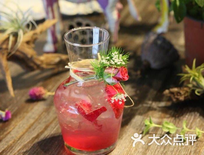 moka墨咖.bbq咖啡简餐玫瑰气泡水图片 - 第10张