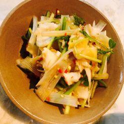 孔雀川菜的图片