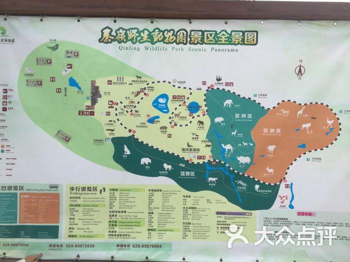西安秦岭野生动物园图片 - 第2张