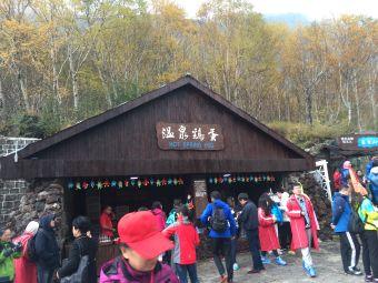 长白山火山国家地质公园-商场
