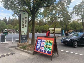 东平国家森林公园停车场