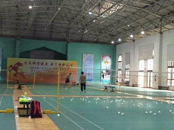 南湖公园-乒乓球馆