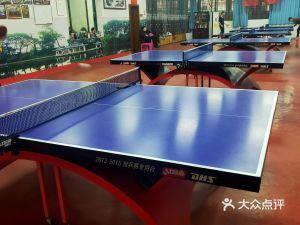 株洲市枫叶红乒乓球活动中心