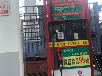 中港石化沈新西路七号街加油站