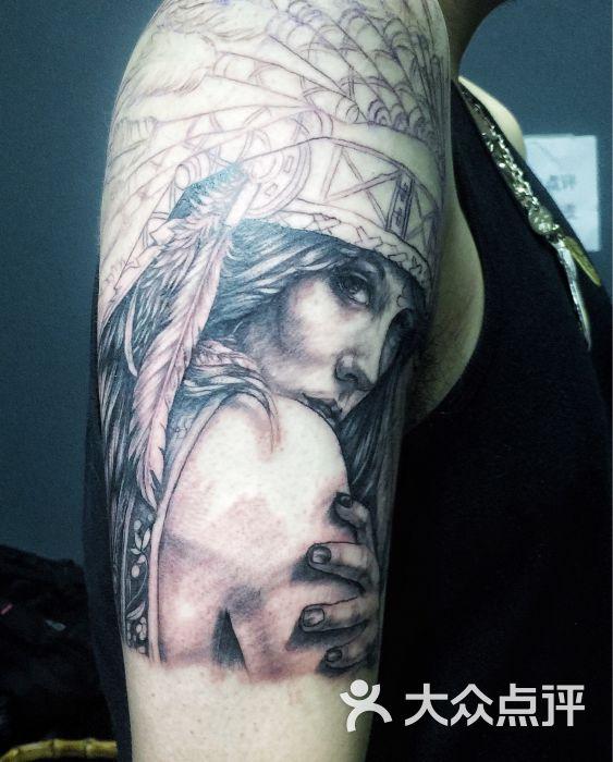 明月刺青tattoo图片 - 第4张