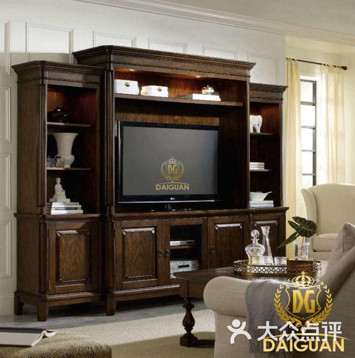 daiguan家具 欧式高档电视柜