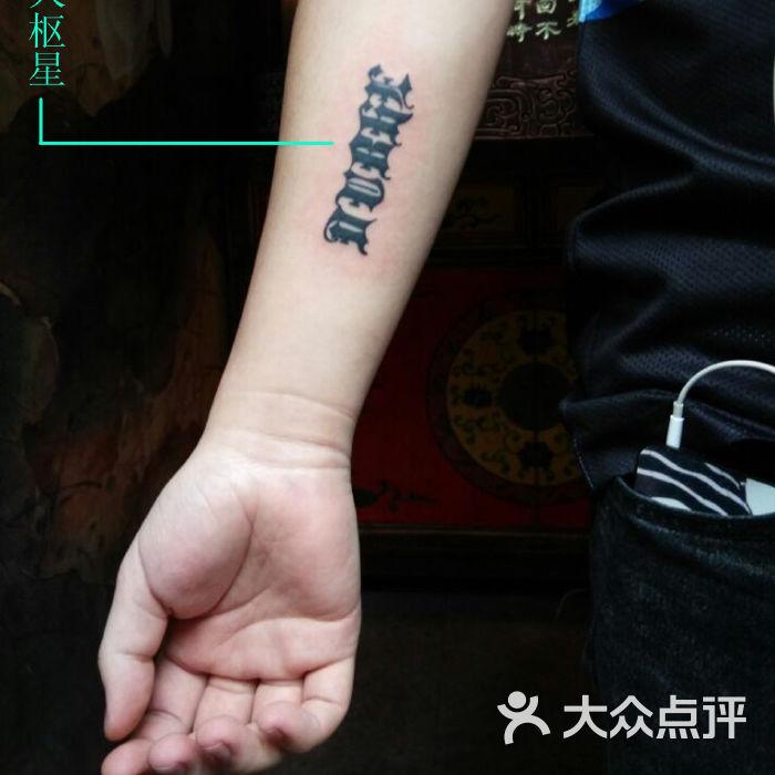 未标题-1岳阳老师做手腕哥特字母北斗七星天枢星                 mr