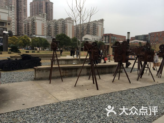上海城市雕塑艺术中心-环境图片-上海景点-大众点评