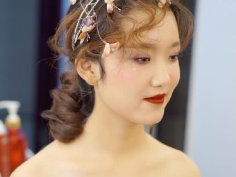 新娘嫁日化妆培训学院