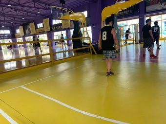 海安园-篮球场