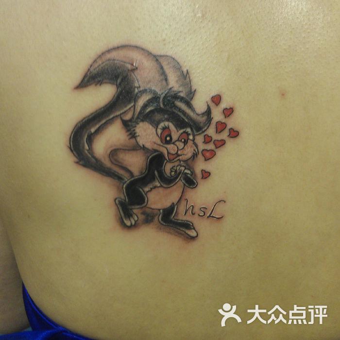 上海火凤凰纹身工作室盖疤纹身图案大全图片-北京纹身