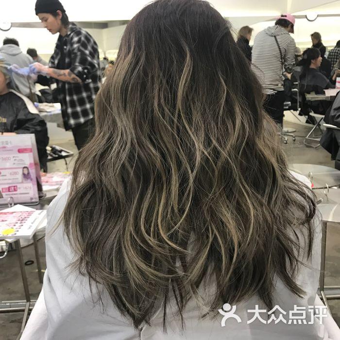 上海发型设计最好的店分享展示