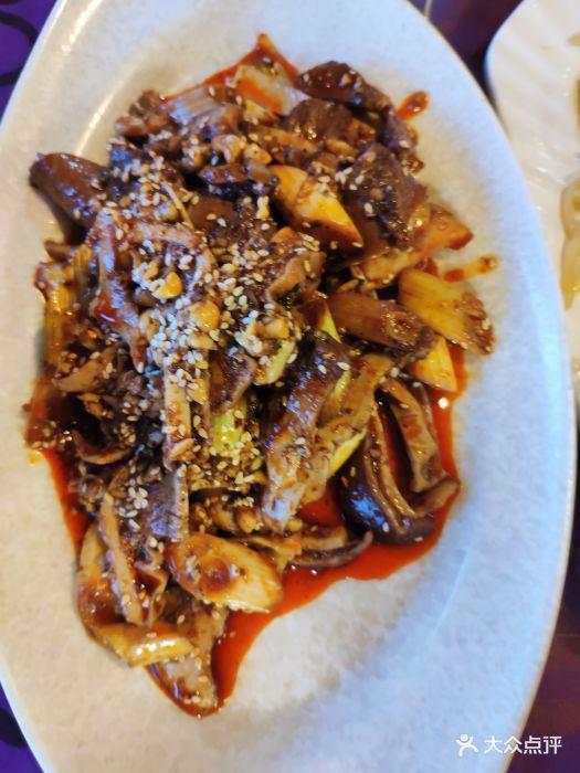 邓氏三烘家常菜(太平店)腊肉猪头拼盘图片 - 第25张