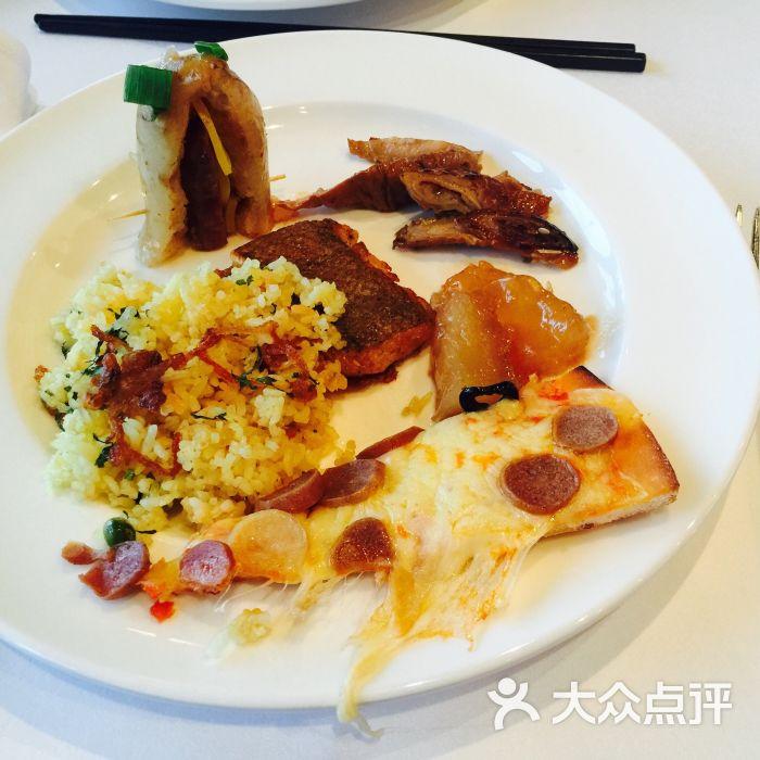 青岛涵碧楼酒店十一厨全日餐厅--菜图片-青岛美食