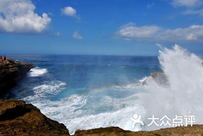 蓝梦岛恶魔的眼泪-图片-巴厘岛景点-大众点评网