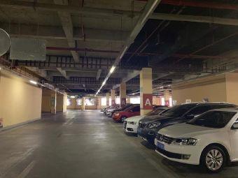 仟禧汇大厦-停车场