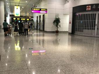 郑州新郑国际机场停车场
