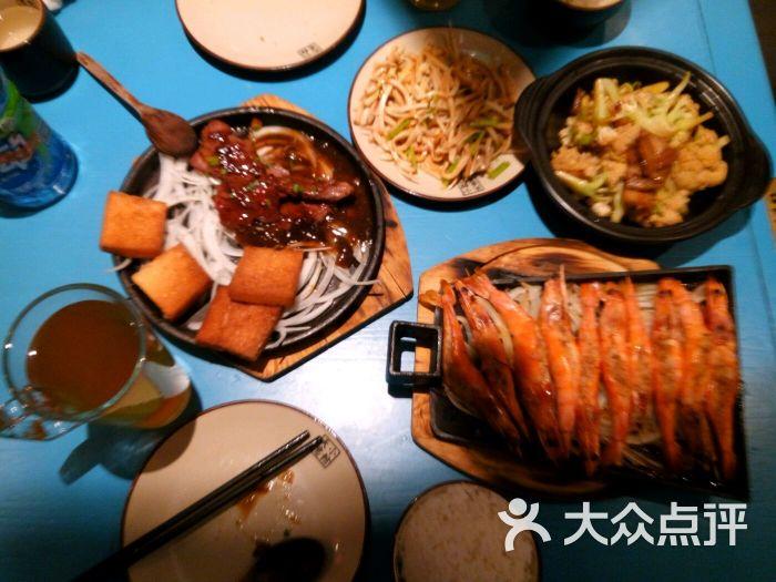 美食小馆(王府井百货大楼店)-新区-赤峰天意-大北京桥美食街图片北图片