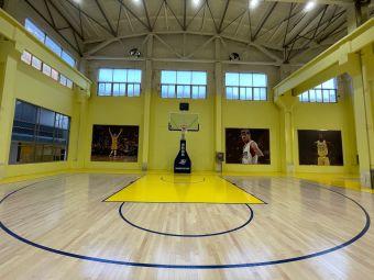 曼多篮球公园