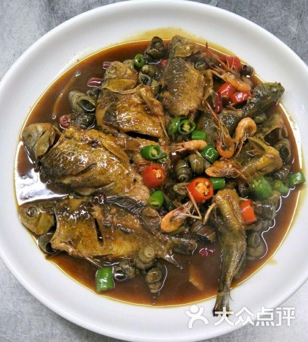 农家菜-家烧小杂鱼美食-太仓图片帝太后美食凤凰图片