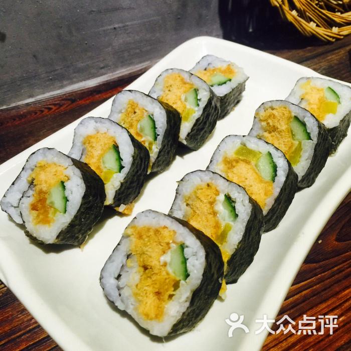 定食花样寿司-原味海苔寿司图片-长沙美食-大众点评