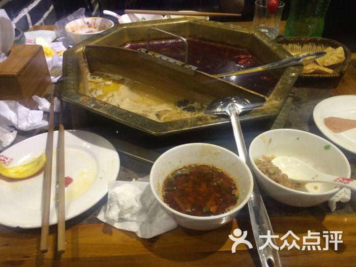 巴实上海老图片(龙盛火锅店)-美食-重庆美食-大广场南禅寺图片