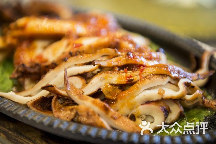 老山东-烧烤鱿鱼图片-上海美食-大众点评网