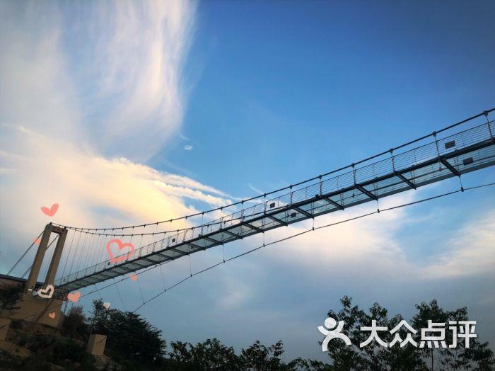 望天湖玻璃桥图片 - 第1张图片