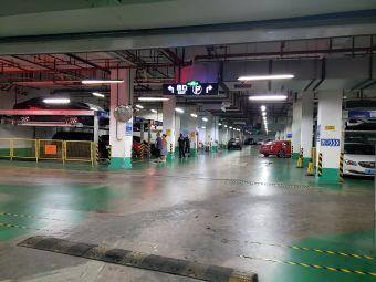 嘉兴学院附属第二医院停车场