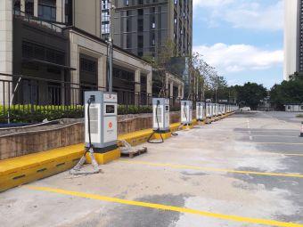 海珠驾校大型充电站