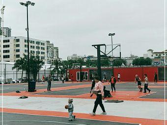 飞扬篮球公园(鸿洲店)